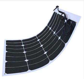 Cheapest Price Best Quality 50W Marine Flexible Solar Panel solar power plant