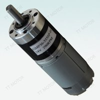 36mm planetary geared dc motor