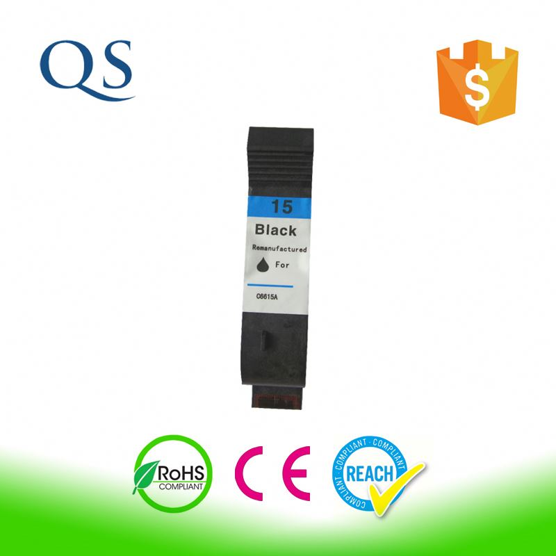 refilled ink cartridge for hp 6615d
