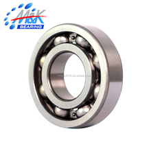 All types of bearing single row6206 series deep groove ball bearing