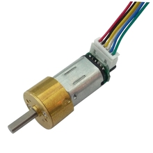 14mm 3v 4.5v 6v 12v dc gear motor with magnetic encoder