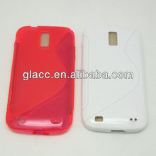 2013 New arrive fit for Samsung Galaxy S2/SGH-T989, phone case cover silicone case for samsung galaxy s2