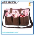 Hot Design Pink Adult Designer Diaper Bag