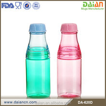 Double Wall Plastic juice tumbler soda bottle