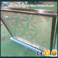 Tempered Insulated Glass In Construction Amp