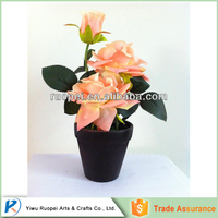 Home& indoor decoration, artificial flower bonsai for sale