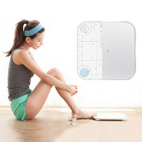 Hotsale XIAOMI supplier: 2016 scale bluetooth mh pocket scale, laboratory weighing scale
