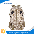 2017 Top quality waterproof multi-functional mountain army hiking backpack