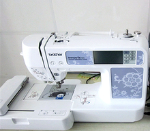 domestic logo embroidery machines