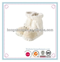 Home Fun For Feet Slipper sock LAMB
