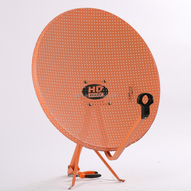 China KU75 satellite dish antenna manufacturer high quality with last price