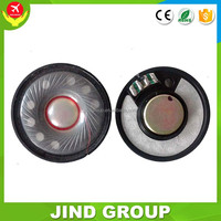 Model JIND-30mm 2016 Cheap disposable Airline earbud earphone headset headphone speaker