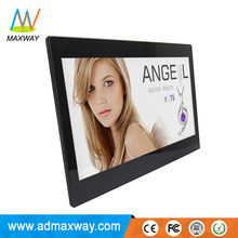 13 Inch Music Video Mp3 Mp4 High Resolution Digital Photo Frame Ips