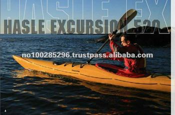 Norway Hasle Brand Excursion 520 Kayak Ocean