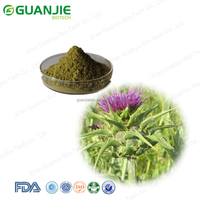 Chinese herb medicine milk thistle extract,Medicinal plant Milk Thistle P.E, Silymarin 80% Silybin 50% 55%