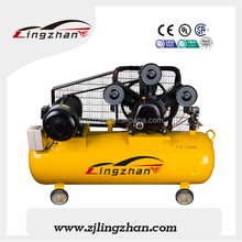 Lingzhan cheap price high efficient AC power air compressor
