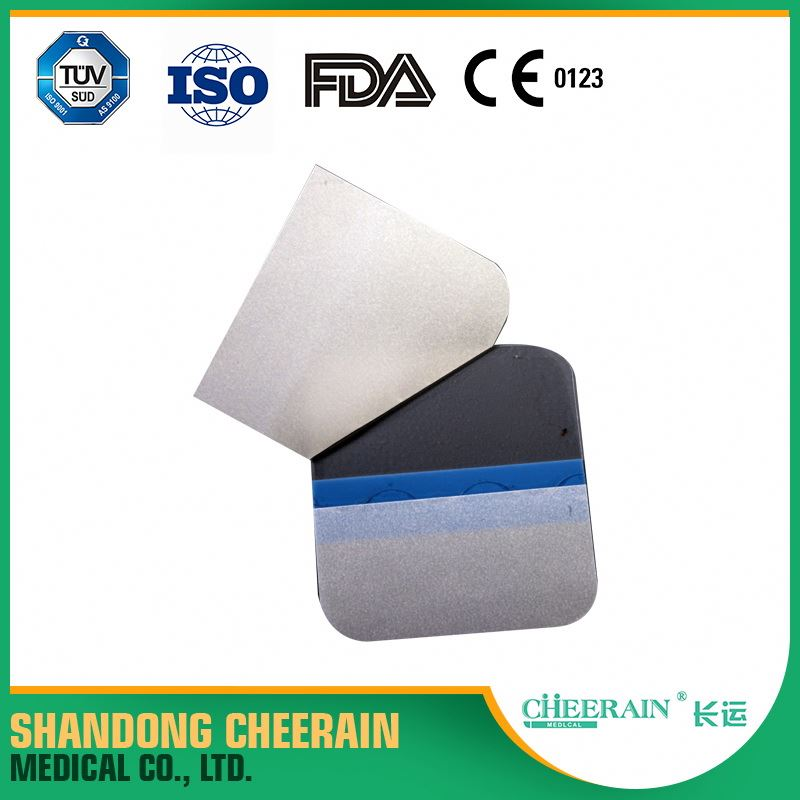 Transparent Pu Semi Permeable Wound Dressing