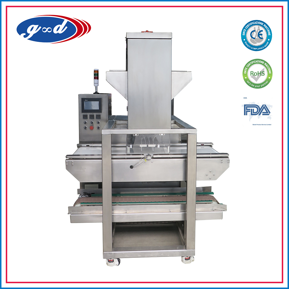 One Shot Technology Chocolate Dipping Machine Price