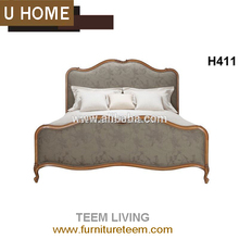 children wooden double bed designs,single bed mattress price H411