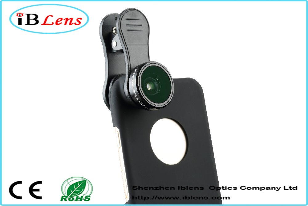 New arrival professional 0.35x super wide angle lens for Samsung