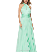 green gracious women 2017 bright nice long party evening dress