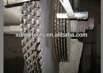 Multi blade for cutting stone
