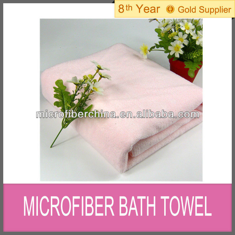 bright colored home trends bath towels,super absorbent