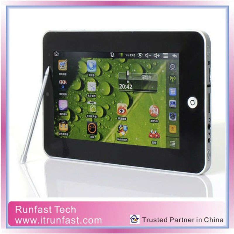 RS701 Hotest sale 7 inch Pad