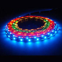 Color Changeable 3528/5050 strip light 12V/24V <strong>RGB</strong>