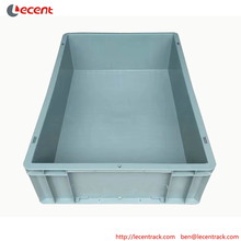 Heavy Duty Eu Big Stackable Storage Plastic Box For Sale