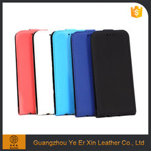 Best quality free sample PC leather phone case for iphone 7, for samsung s7
