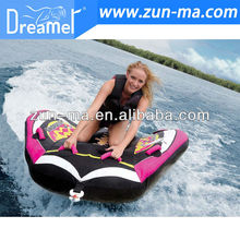 flying towables, inflatable snow towable sled, inflatable towable water tube