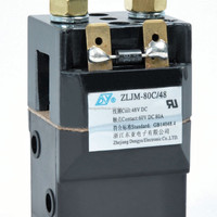 Magnetic Latching DC Contactor 80A Use