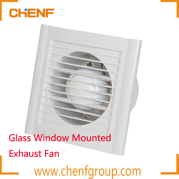 Factory Directly Supply 15W Miami Carey Exhaust Fan Parts, Unique Exhaust Fan, 185*185mm Wall Mount Kitchen Exhaust Fan