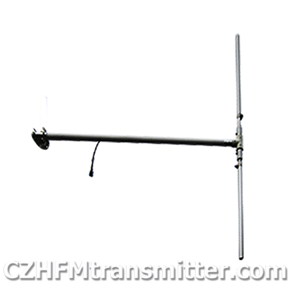 FMUSER DP100 1/2 Wave FM Dipole professional Antenna for 0-150w high gain uhf tv antenna