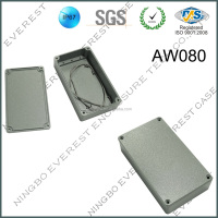 Install Electric meter boxes Aluminum Outdoor waterproof enclosure ip67