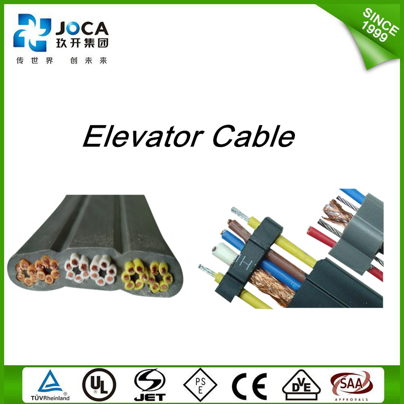 factory best price 300/500v 450/750v h05vvh6-f <strong>h07vvh6</strong>-f 24*1.0mm2 flat travelling elevator trailing <strong>cable</strong> for lift, crane
