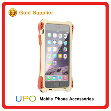 [UPO] For iPhone 6 Heavy duty Armor Waterproof Shockproof Carbon Fiber Cell Phone Case