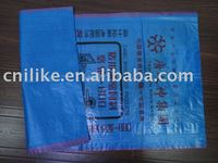 cheap pp woven animal feed bag