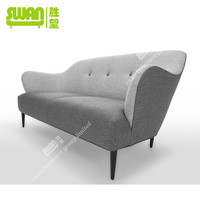 5076 popular wooden hot sofa