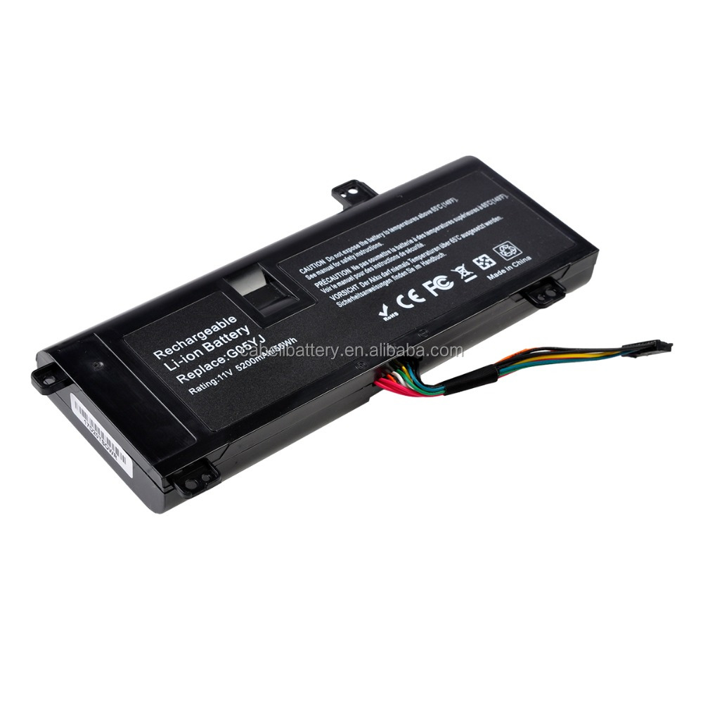 <strong>Laptop</strong> <strong>Battery</strong> For DELL G05YJ A14 M14X R3 R4 ALW14D Y3PN0 8X70T