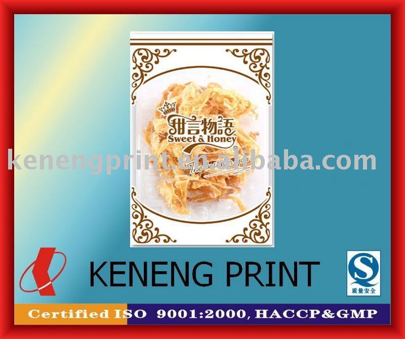 Multipurpose Flexible Plastic Packaging for Food and Snack