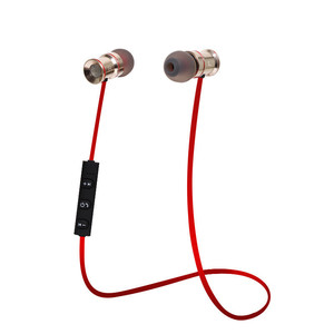 HUAST BTE-01 Brand High Quality Sports Bluetooth Magnet Wireless Earphones Running In-Ear Earbud for Smart Phones