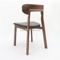 High quality wood furniture useding chair for church