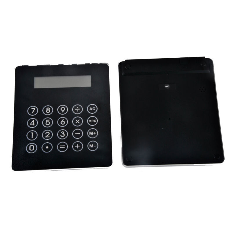 Mouse Pad Touch Screen Calculator,The Calculator with 4 USB Interface and Lamp