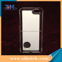LED light sublimation cell phone case for iPhone 5C