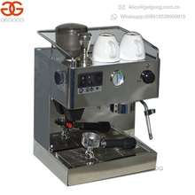 Commercial Fully Automatic Coffee Grinder Making Cafe Maker Home Espresso Coffee Machine with with price
