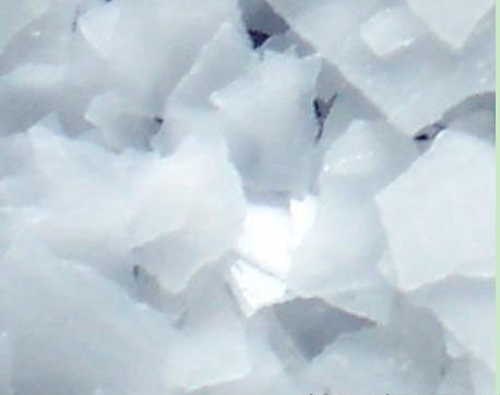 Caustic soda 99% NaOH flake with CIQ certificate