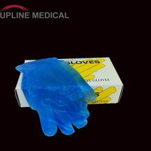 Eco-friendly Household Health and Medical Colored Disposable Vinyl Gloves