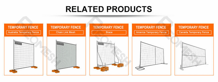 Made in Guangzhou Professional Factory Temporary Fence